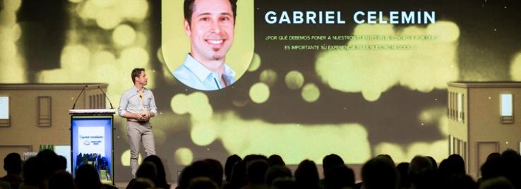 Gabriel Celemin 7 Seminario Corredores Propiedades Chile