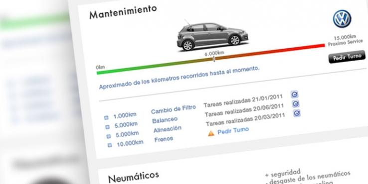 Volkswagen MyVW